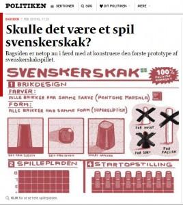 svenskerskak